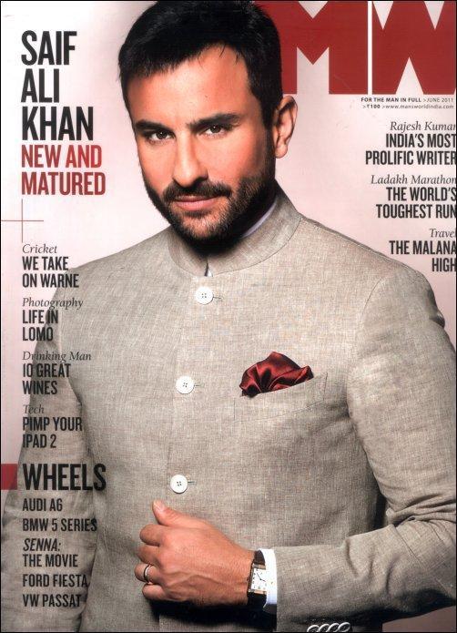 Saif Ali Khan Saif Ali Khan is an Actor