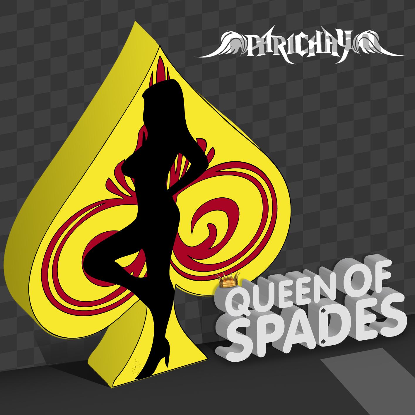 Images Of Queen Of Spades Symbol Spacehero