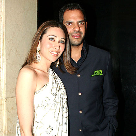 Karisma Kapoor couple